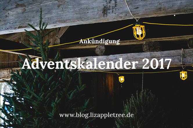 Unterm Apfelbaum Blog-Adventskalender Liz Appletree