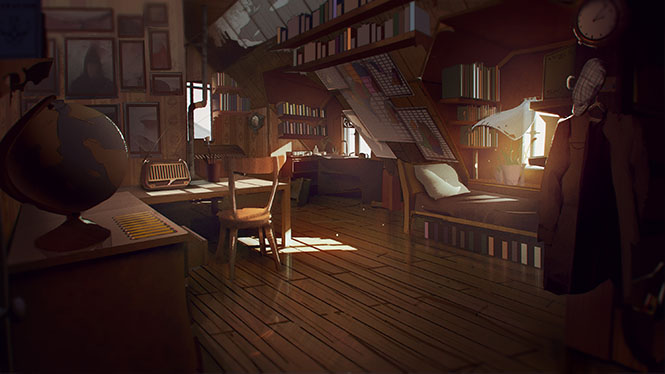 Durchgespielt What remains of Edith Finch