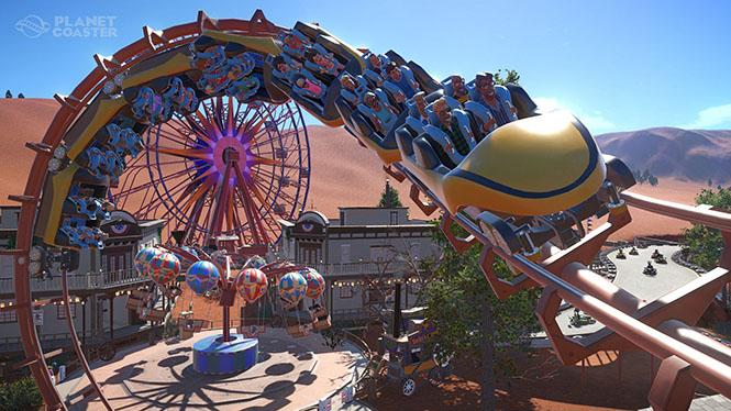 Durchgespielt Planet Coaster