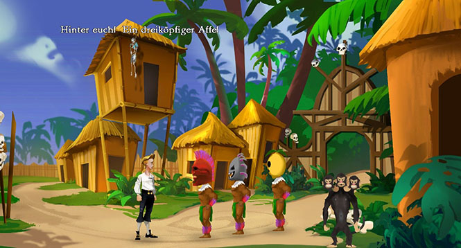 Durchgespielt The Secret of Monkey Island Special Edition