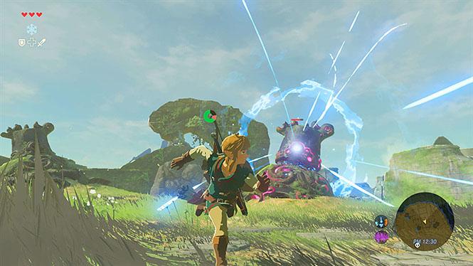 Durchgespielt Zelda Breath of the Wild