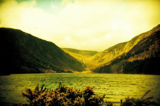 Irland Reisebericht analog